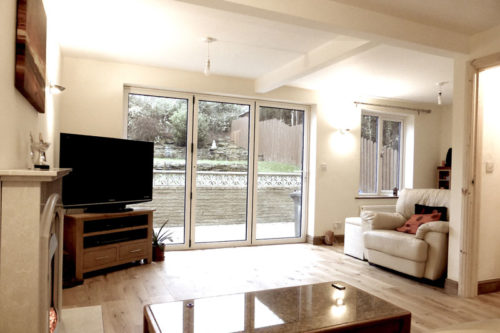 single storey extension Sheffield Duncome Street