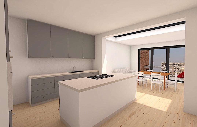 4_S8 Single storey extension sheffield architect