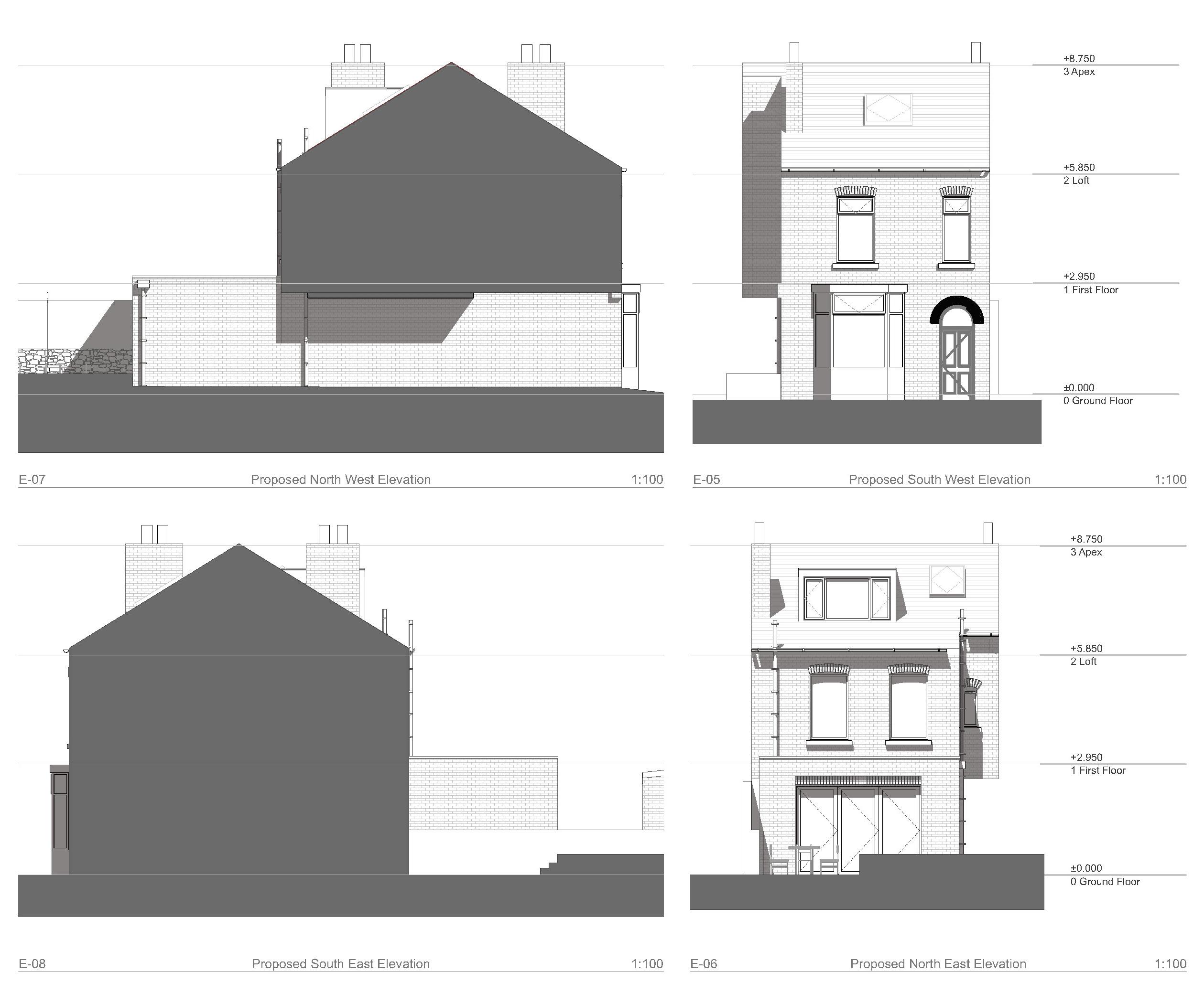 9_S8 Single storey extension sheffield architect